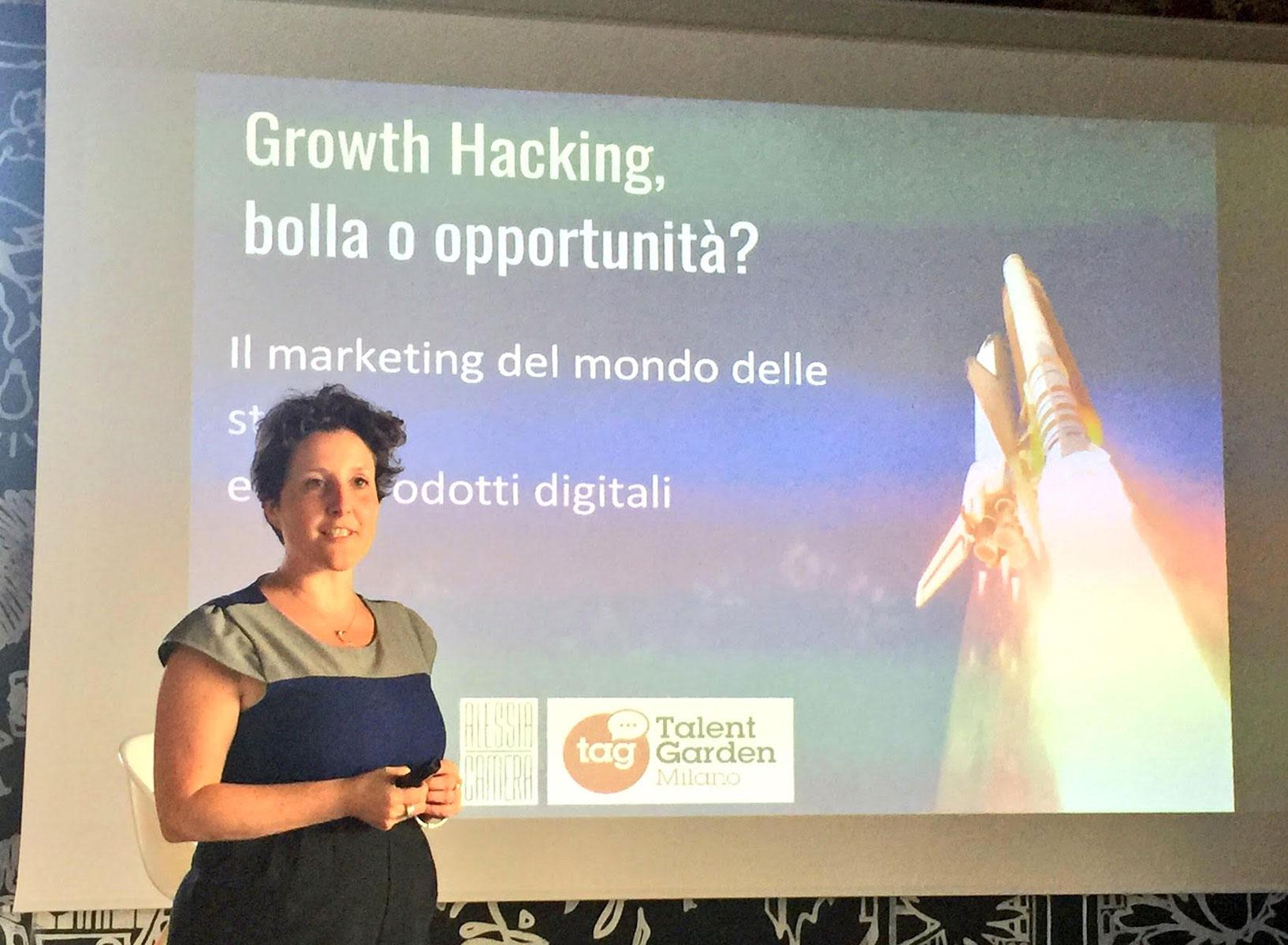 Startup Marketing Alessia Camera