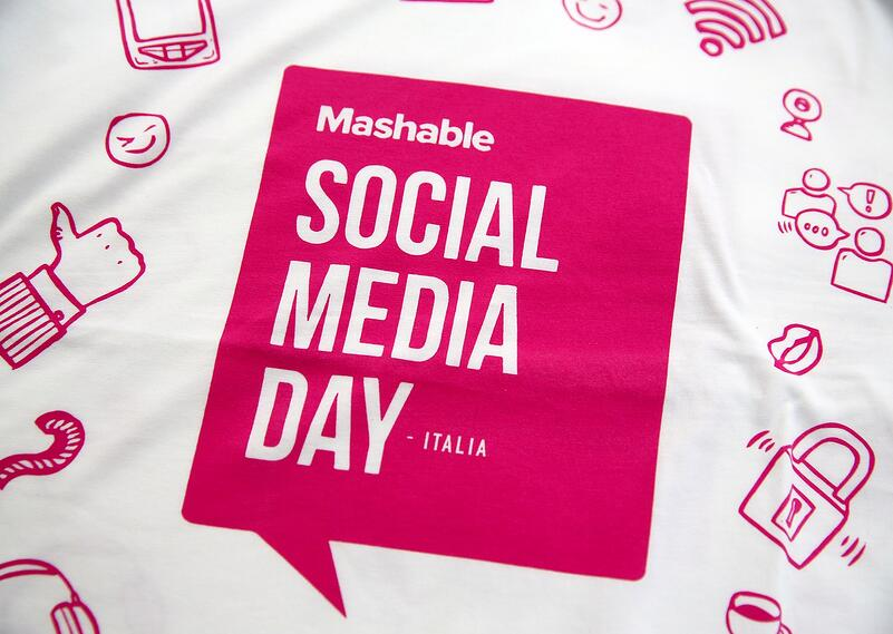 Eleonora Rocca, Mashable Social Media Day Italia