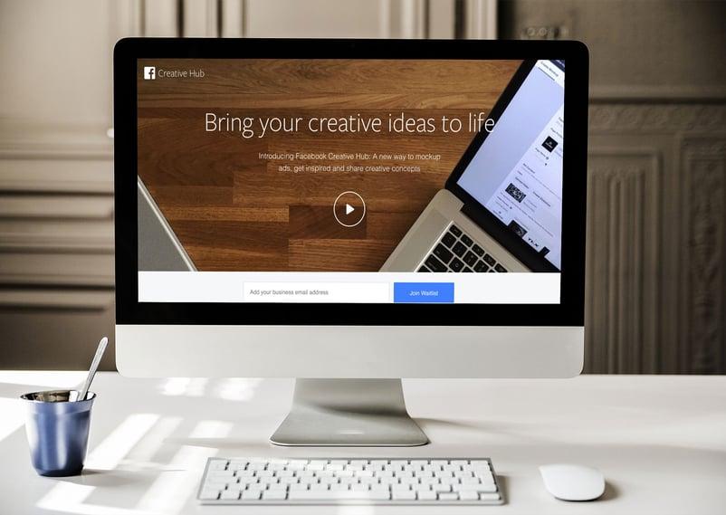 Creative Hub di Facebook