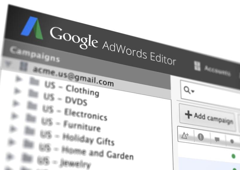 Google AdWords internazionale
