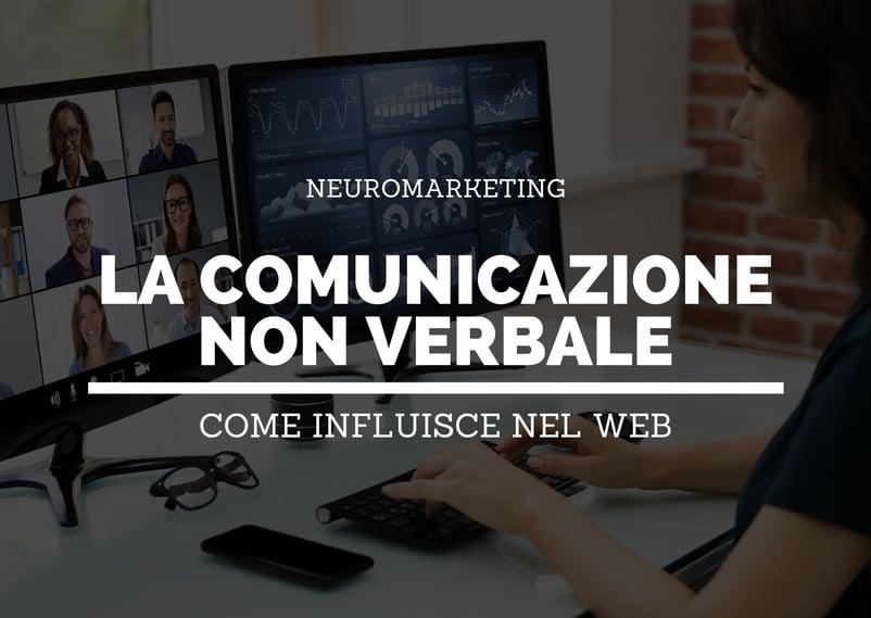 La comunicazione non verbale sul web