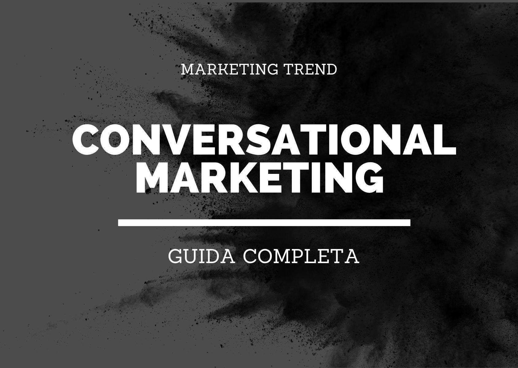 Conversational header-1