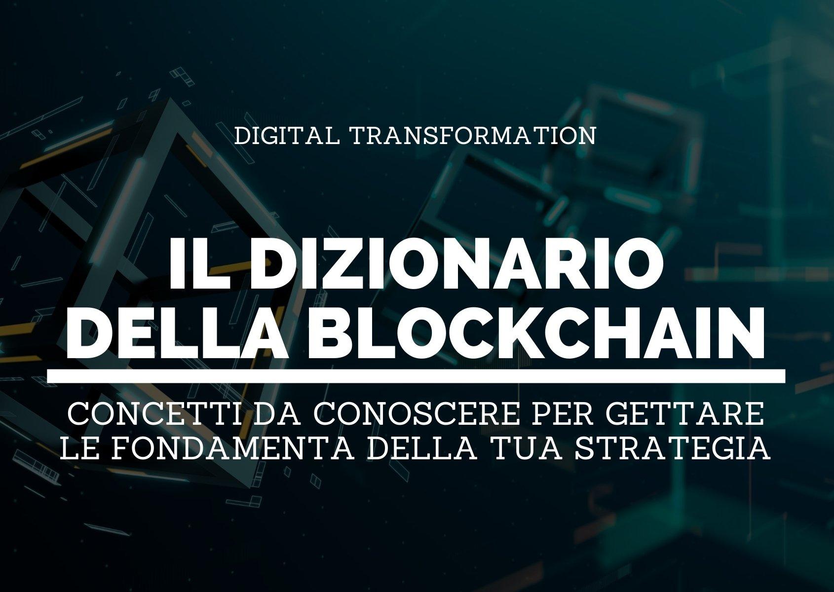 Dizionario-blockchain-header