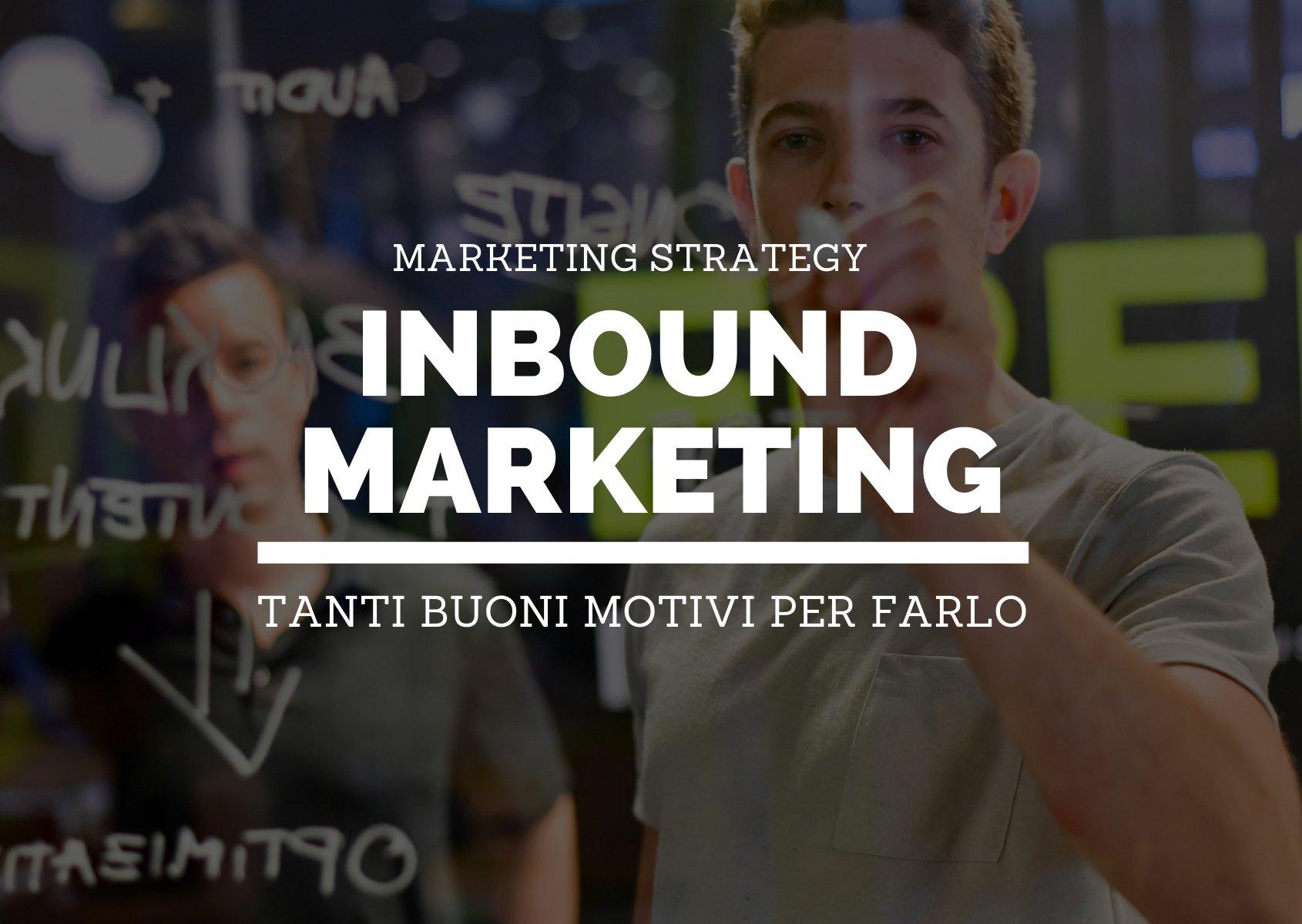 Blog cover: Perché fare inbound marketing nel 2020