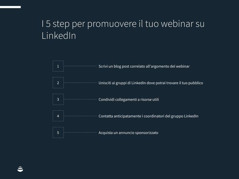 Promuovere-LinkedIn