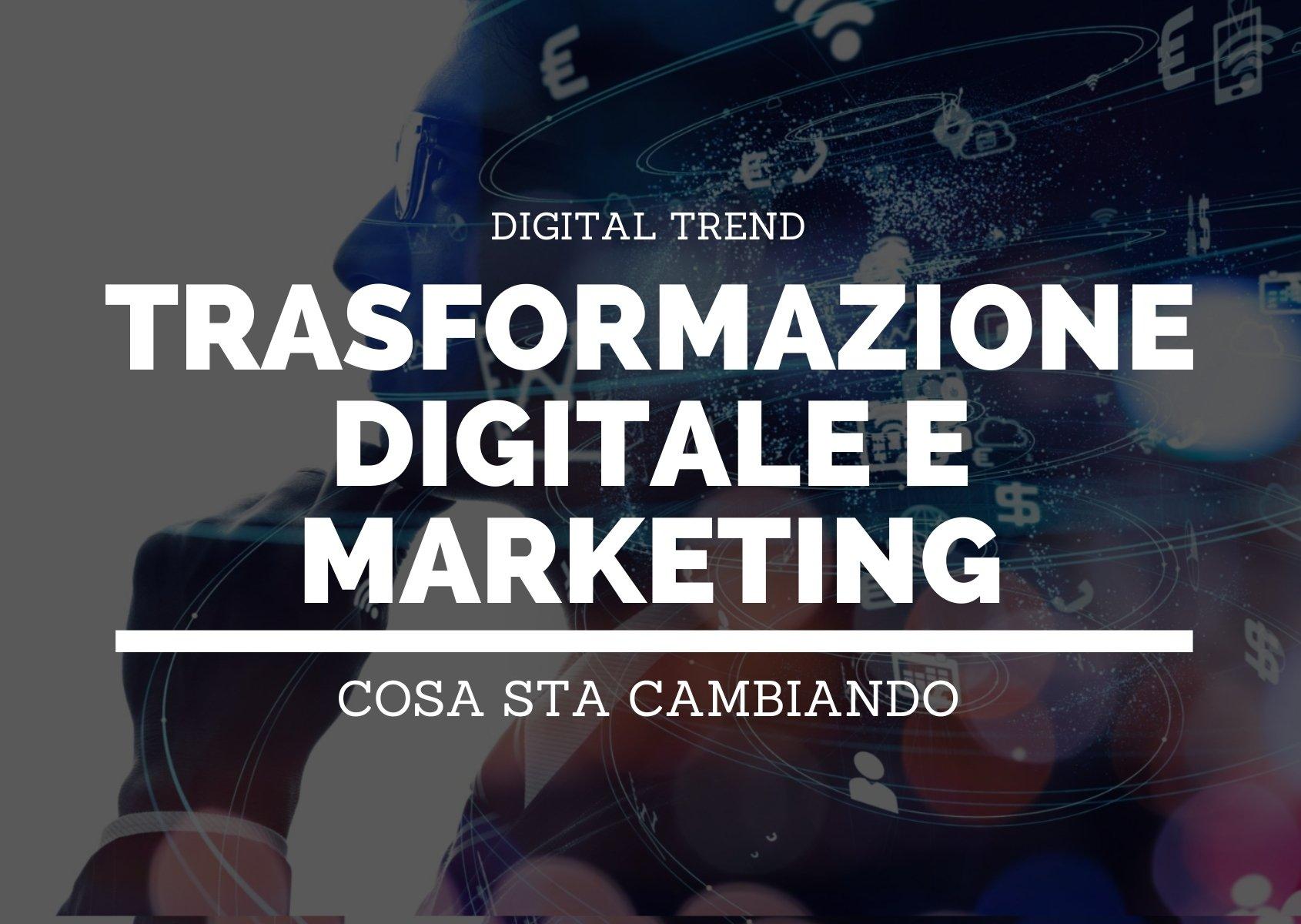 Copertina blog: trasformazione digitale e marketing