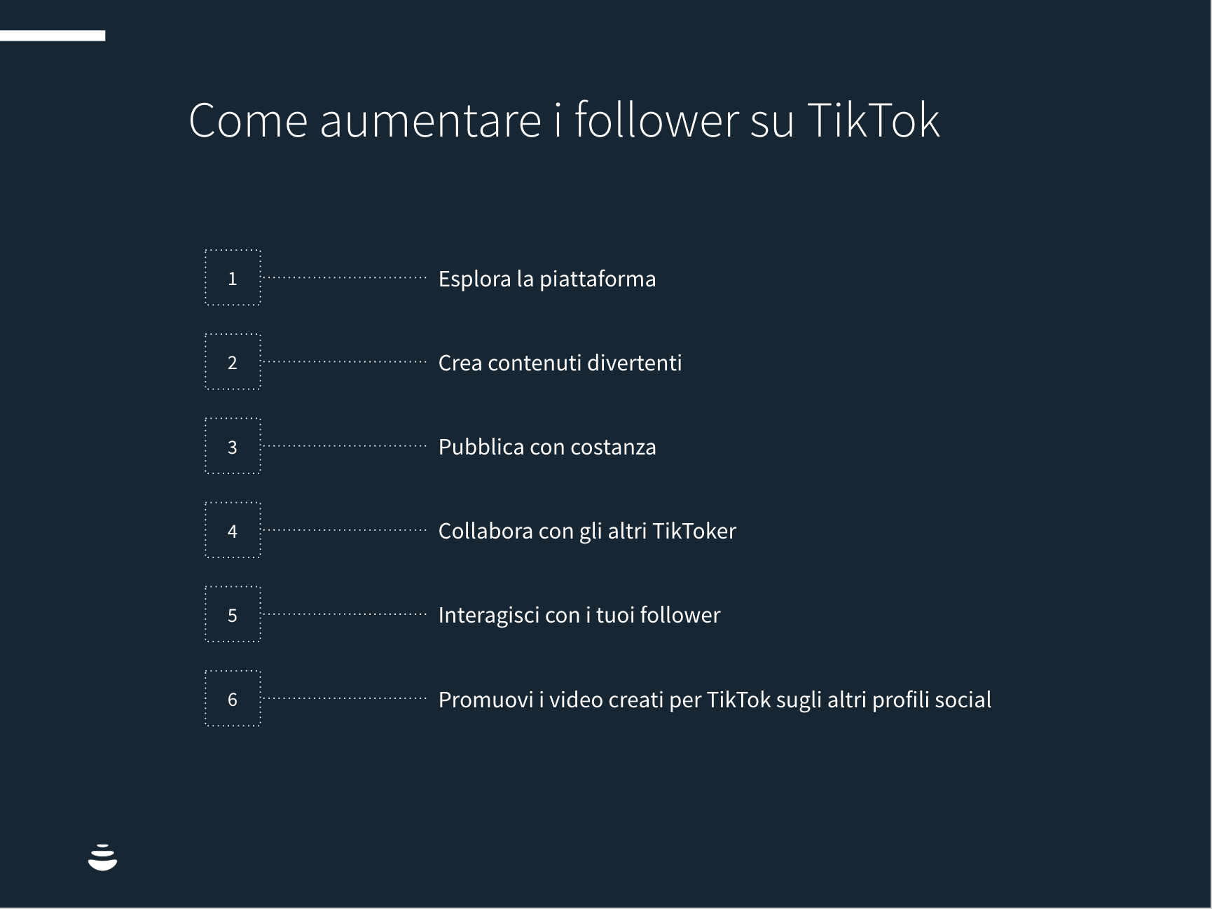 aumentare follower su tiktok