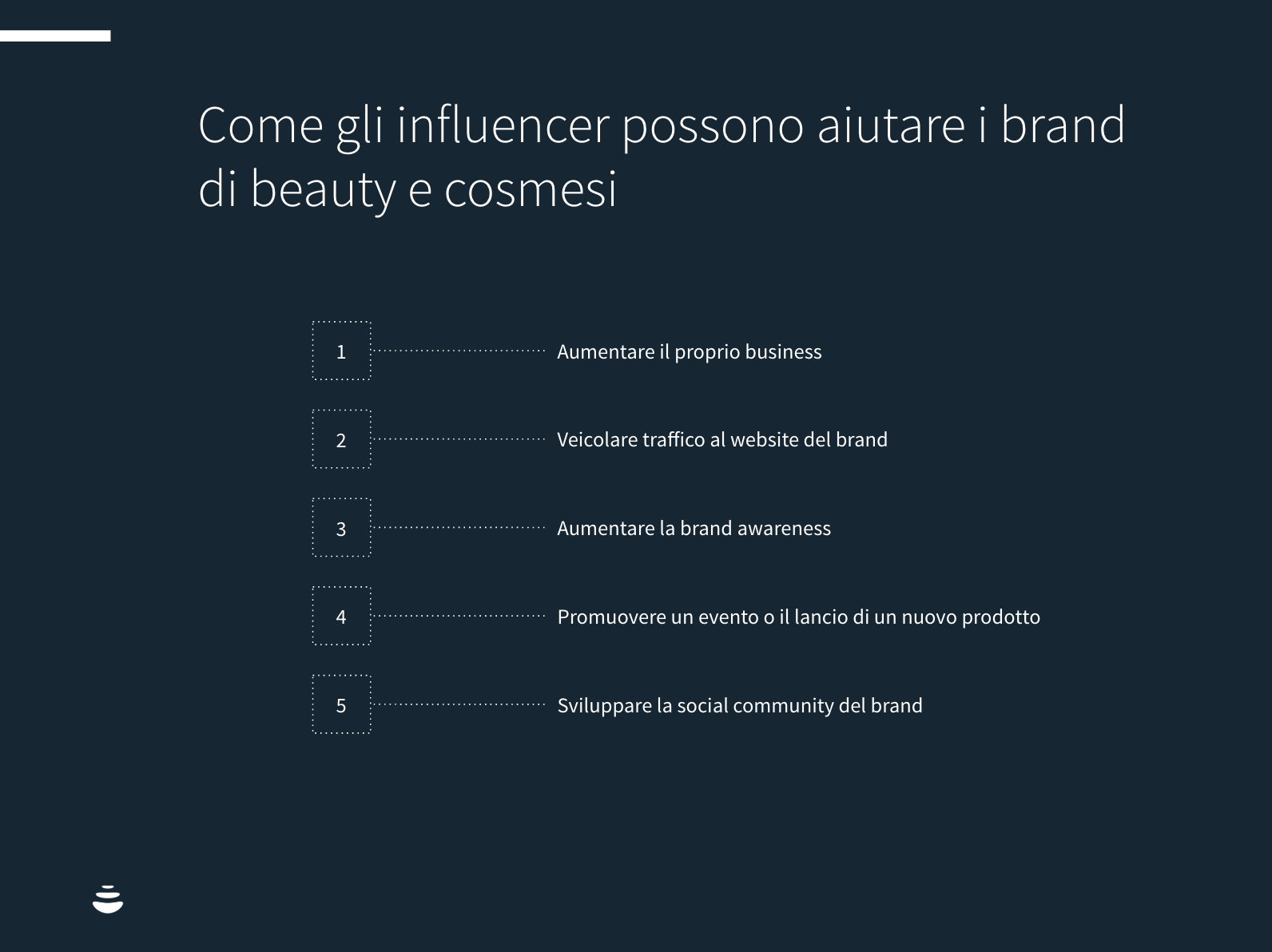 beauty e cosmesi influencer