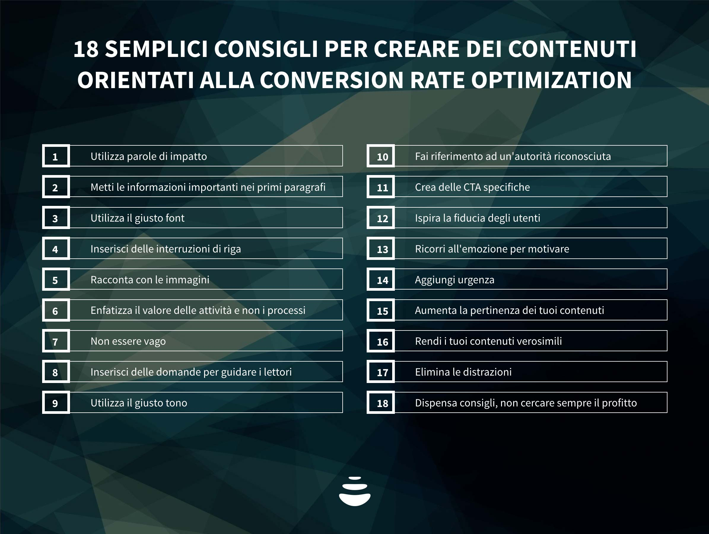 conversion rate optimization e content marketing