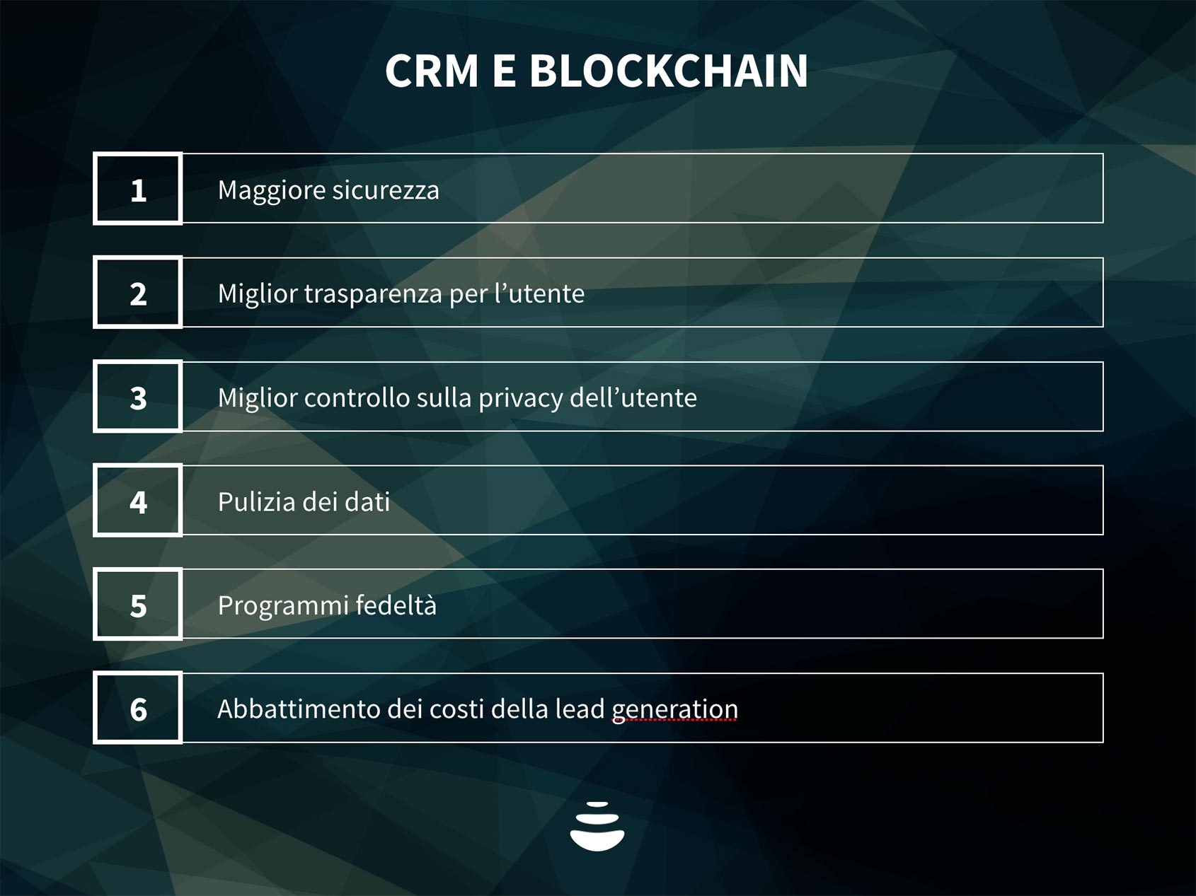 crm e blockchain