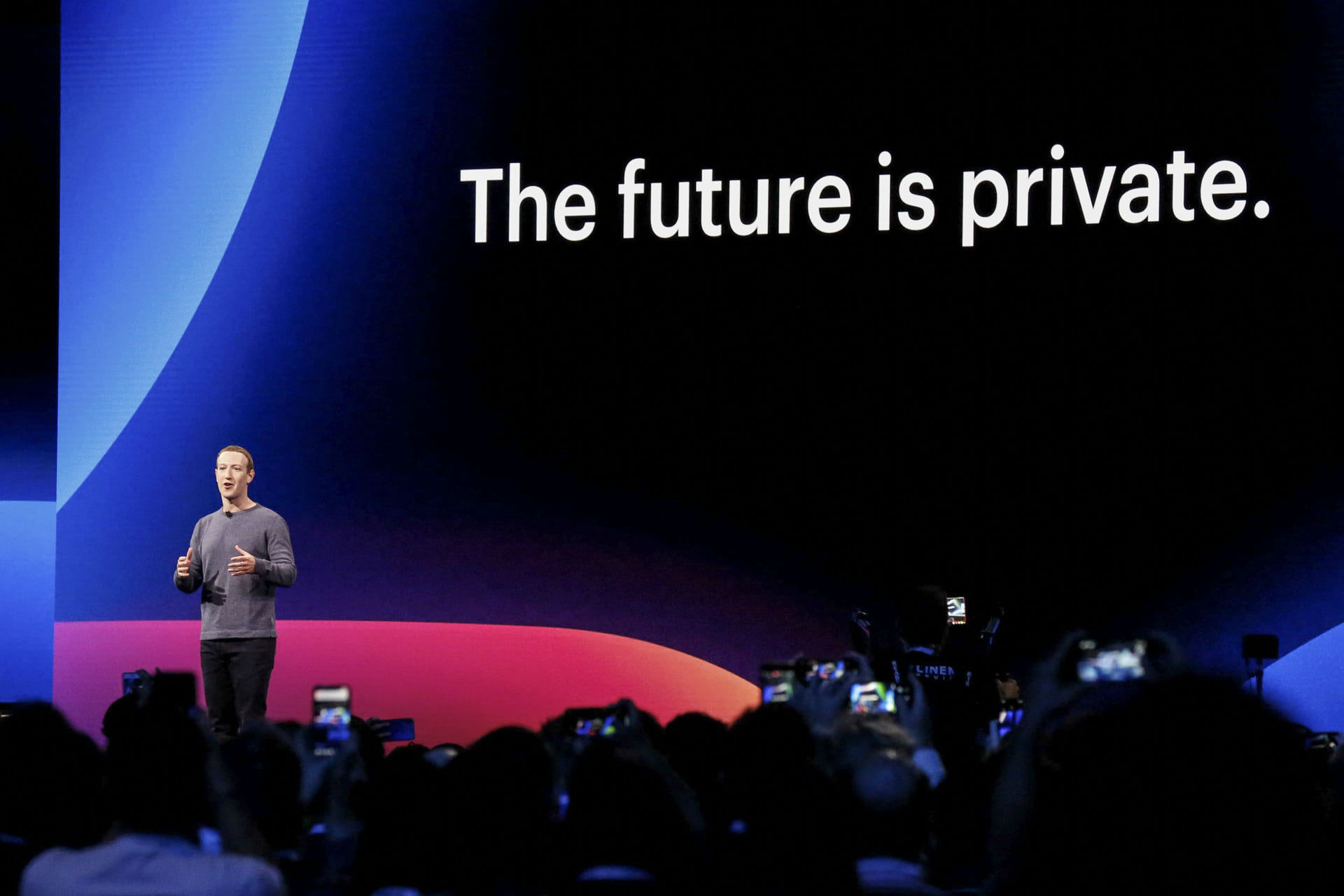 Future is private
