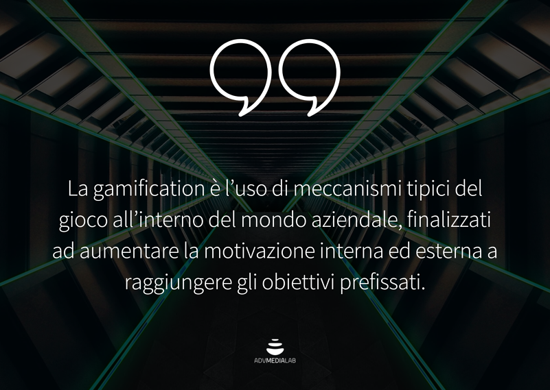 gamification definizione