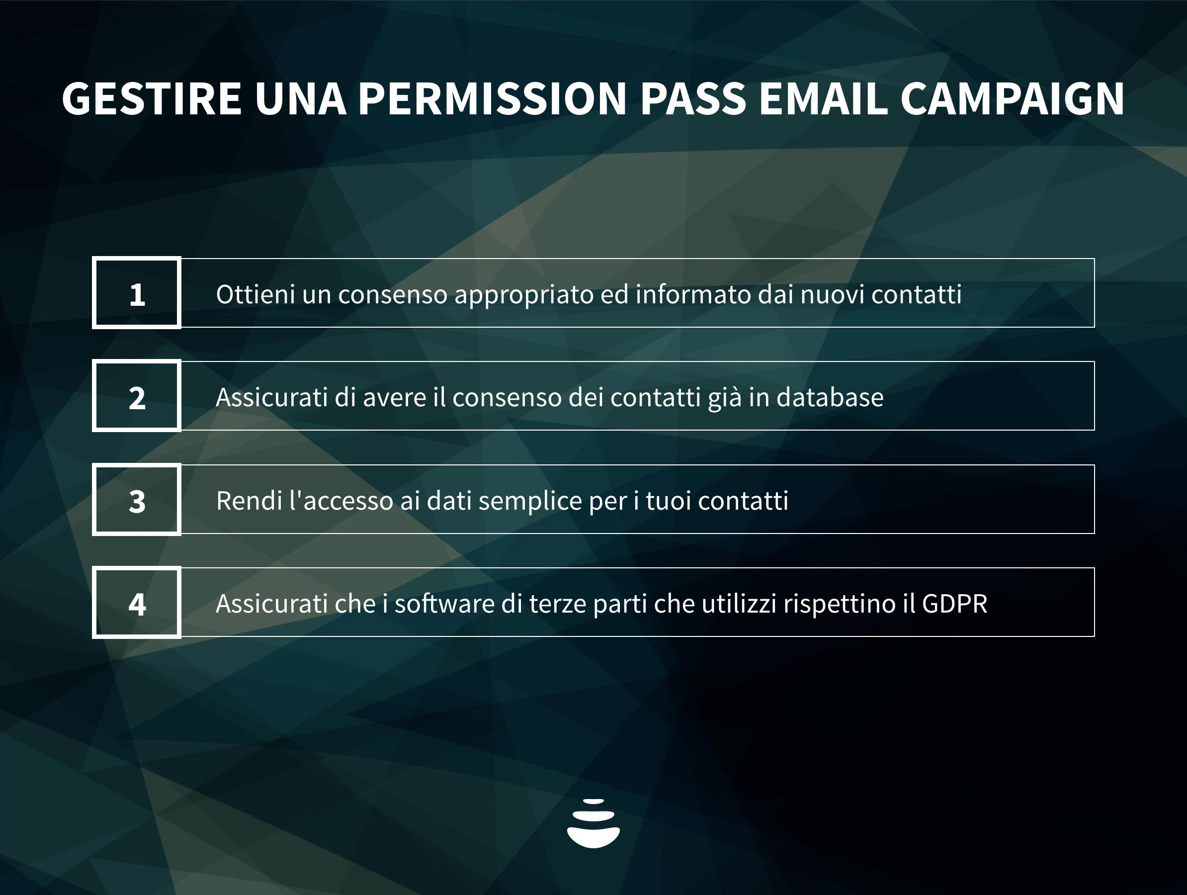 GDPR ed email marketing: come gestire una permission pass email campaign