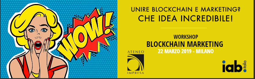 Blockchain e marketing