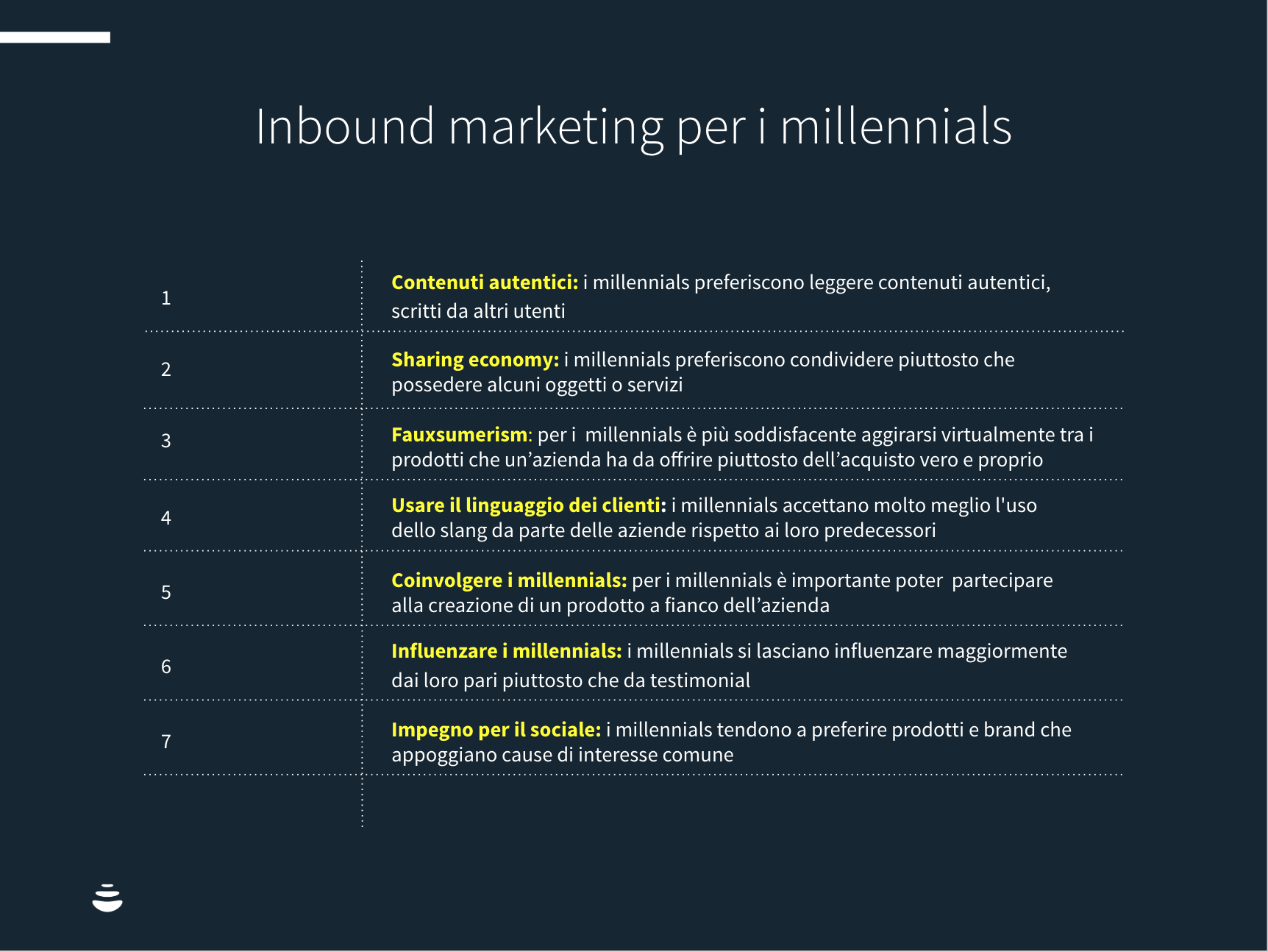 inbound marketing millennials
