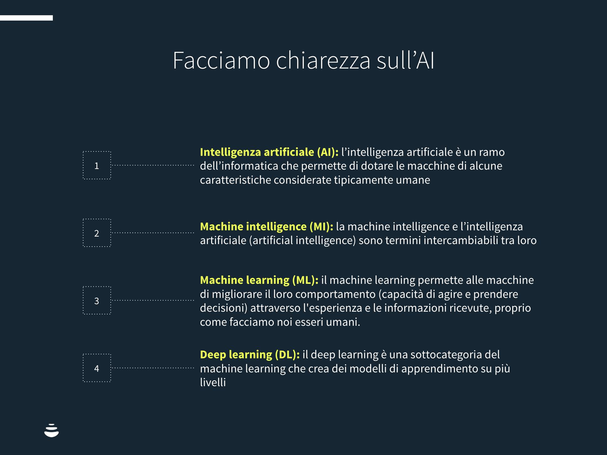 intelligenza artificiale facciamo chiarezza