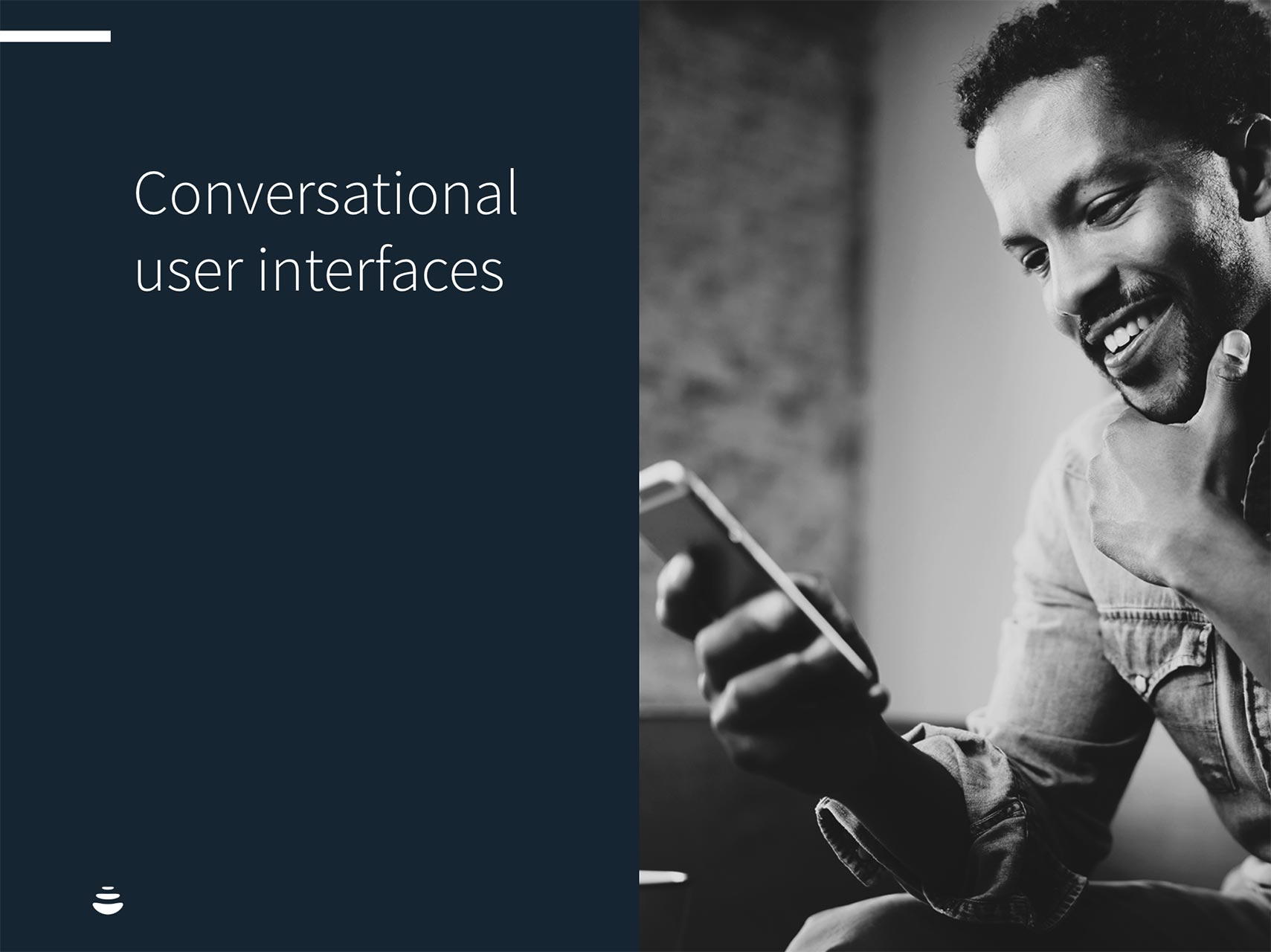 Marketing trend 2019 2020, conversational user interfaces