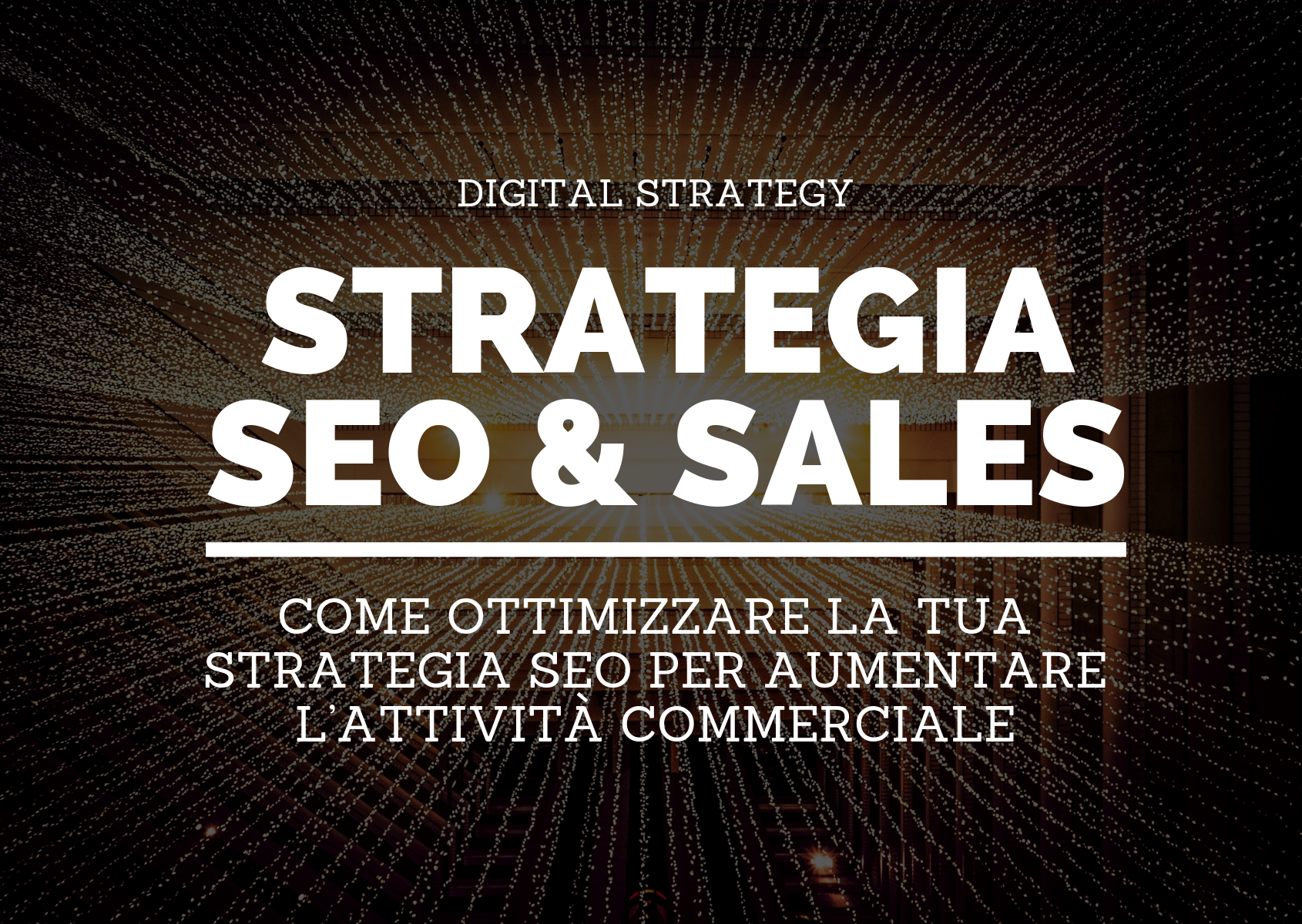 seo - sales strategy