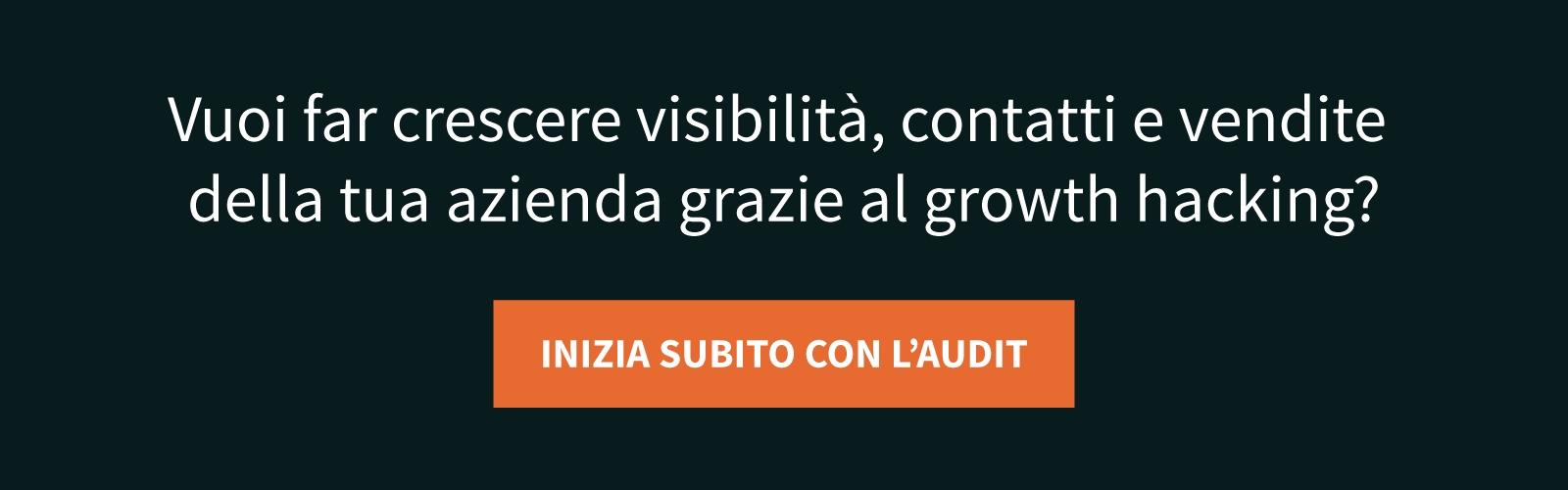 growth hacking per PMI