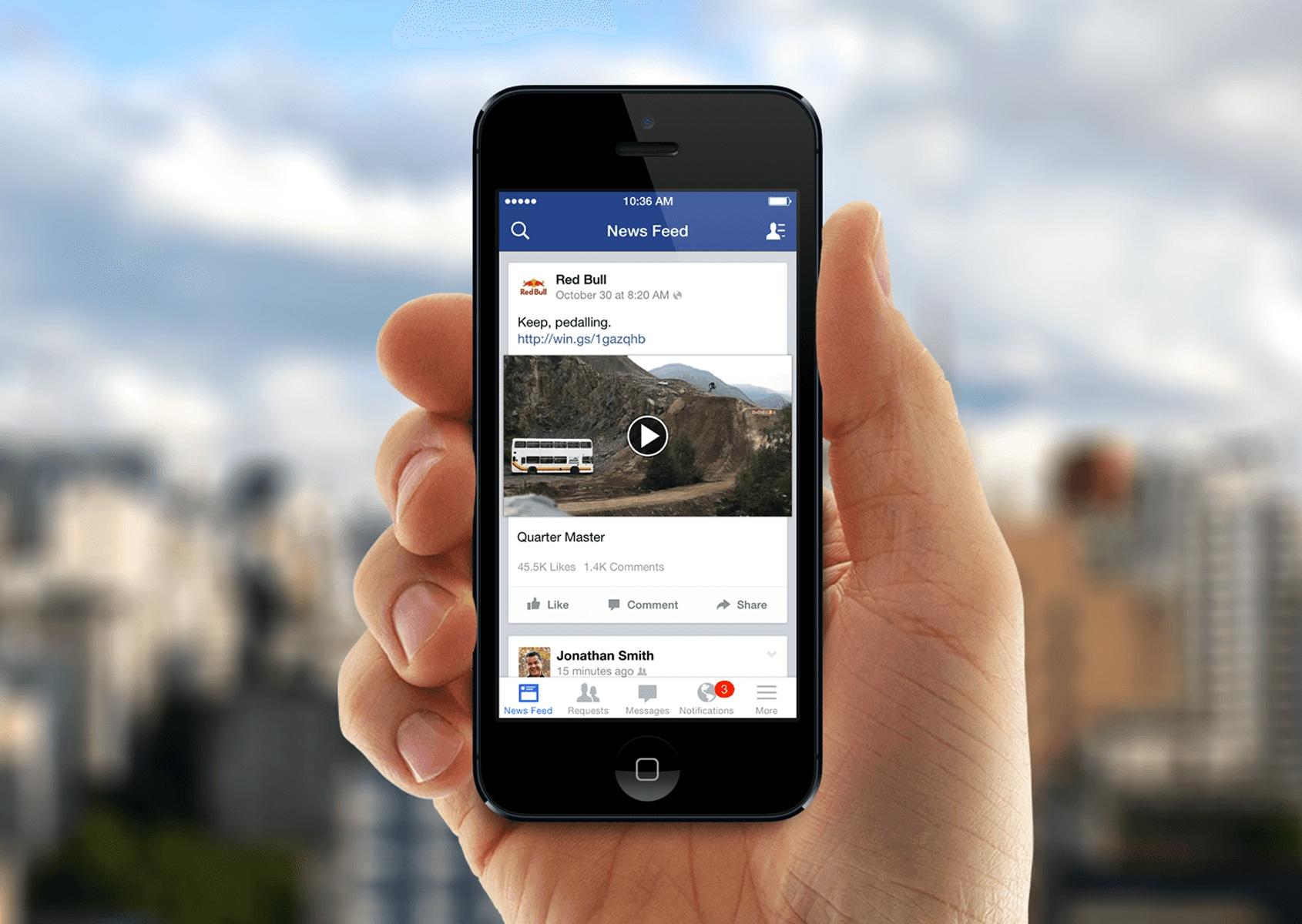 Come rendere i video di Youtube nativi su Facebook