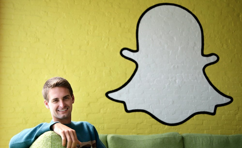 Snapchat CEO Evan Spiegel. Photo: Jae C. Hong/AP